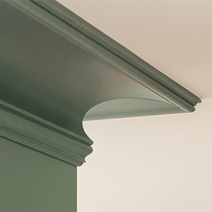 7 ways to use a cornice