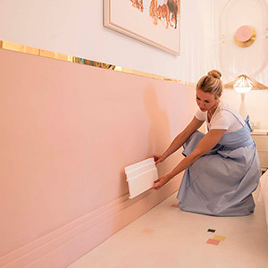 Practical tips when placing skirting boards