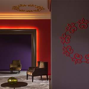 Lobby Hotel M