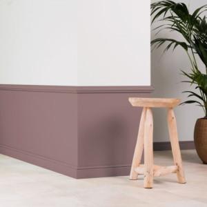 La fuerza del color en un interior clásico
