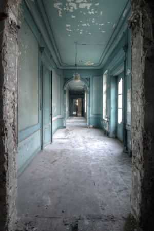 New Classics - urban exploration - abandoned places and palaces