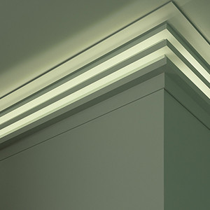 L3 Indirect Lighting to optically enlarge space