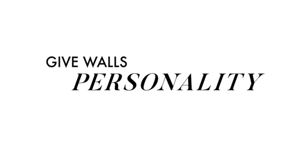 Give Walls Personality